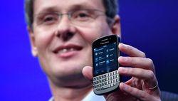 Официально представлена операционная система BlackBerry 10