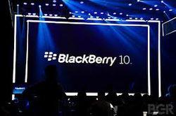 После презентации смартфонов Z10 и Q10 акции BlackBerry рухнули