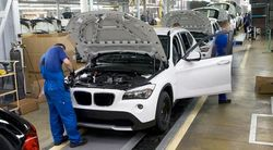 Инвесторам: BMW в Калининграде увеличит объемы производства
