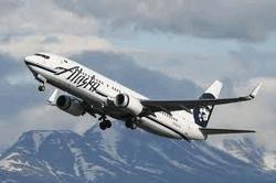 Лайнер Alaska Airlines