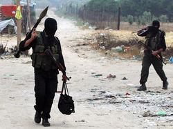 Палестинские боевики из Сектора Газа вновь обстреливают Израиль