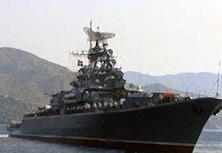Боевые корабли ВМФ России взяли курс на Сирию
