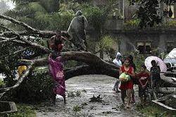 Кошмар не отпускает Филиппины – тайфун «Бофа» возвращается