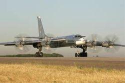 На перехват российских бомбардировщиков Ту-95 поднялись истребители США
