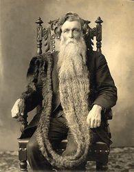 В Москве – Первый чемпионат бород и усов. Рекордная растительность на лице