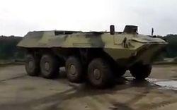 В России испытали бесшумную и беспилотную бронемашину