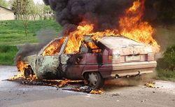 поджигатель автомобилей
