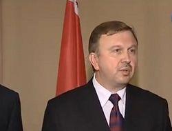 Бывший посол Беларуси в РФ возглавил администрацию Лукашенко