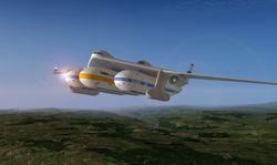 Транспорт будущего – гибрид самолета с поездом представят в Ле-Бурже