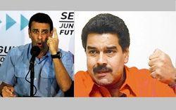 Мадуро: если к власти придут «наследники Гитлера», будет катастрофа