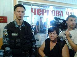 Во Врадиевке начались задержания участников штурма РОВД – блогеры