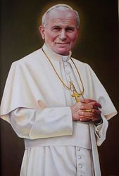 Папа Франциск согласился признать Иоанна Павла II святым