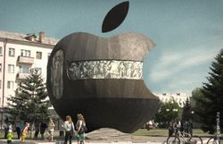 Ценовая политика Apple сбила цены на iPhone 5 в РФ и прижала контрабанду