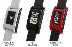 часы от Pebble