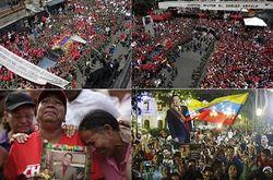 Главы 33 стран будут на похоронах Чавеса, в 16 странах объявили траур
