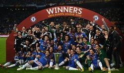 Историческая минута: кубок Лиги Европы впервые достается «Челси»