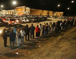 В «черную пятницу» американцы предпочли делать покупки через Интернет