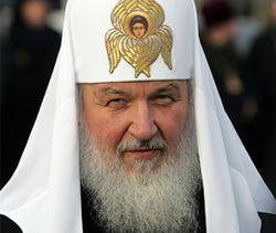 Патриарх Кирилл прибыл в Киев, но к верующим пока не подошел