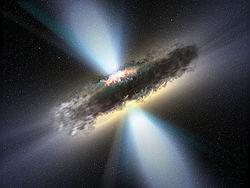 Сверхмассивные черные дыры в центрах Галактик растут быстрее расчетов ученых