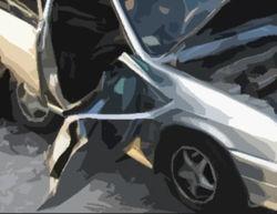 Чиновник из Омска скончался после дорожной аварии