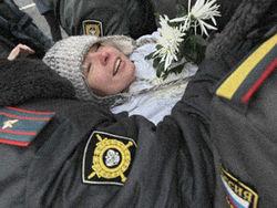 Чирикова попала под «зачистку», ее местонахождение неизвестно