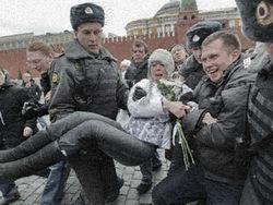 Чирикову выпустили из полиции после беседы с центром «Э»