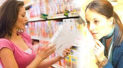 Чтение этикеток не избавит от лишних килограмм