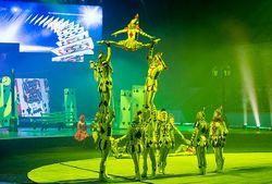 Цирковые представления вылечили больное сердце 19-летней девушки