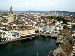 В центре швейцарского Цюриха произошла перестрелка – последствия