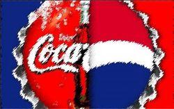Pepsi и Coca-Cola
