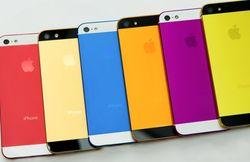 Первые фото разноцветного бюджетного iPhone появились в сети