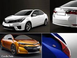 Фото новой Toyota Corolla: утечка или PR? Узнаем через неделю