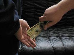 Коррупция захлестнула Украину