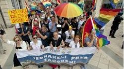 Едва вступив в ЕС, Хорватия уже готова легализовать однополые браки