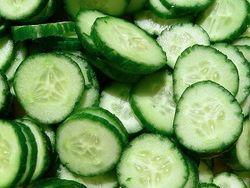 зараженные овощи