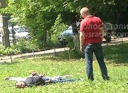 В Киеве у Центрального ЗАГСа произошла перестрелка – последствия
