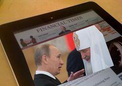 Права ли The Financial Times, заявляя о влиянии церкви на Владимира Путина