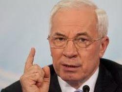 Премьер Азаров пожаловался на свою несправедливо высокую зарплату