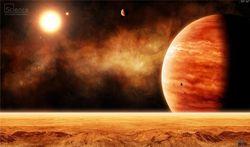 Ученые NASA доказали существование жизни на Марсе