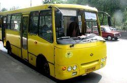 Владельцы маршрутных такси в Киеве заговорили о 6 гривнях за проезд