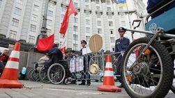 Глас народа: жены шахтеров-инвалидов отправили срочную телеграмму Азарову
