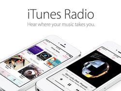 Реклама в iTunes Radio обойдётся, как минимум, в 10 млн. долларов