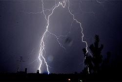 Молния ударила в группу язычников у церкви в Подмосковье