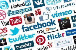 ВКонтакте стала самой популярной соцсетью участников Дом-2 – Яндекс