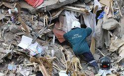 На месте взрыва жилого дома в Луганске найден третий труп