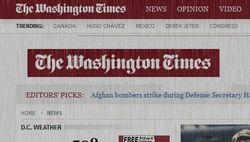 Washington Times о страхах США ядерной мощи и слабости экономики России