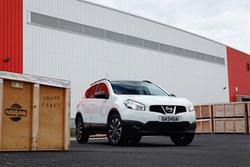 В Париже  продемонстрировали новую модель Nissan Qashqai 360