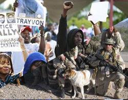 Вооруженные отряды неонацистов готовы защищать белых в США