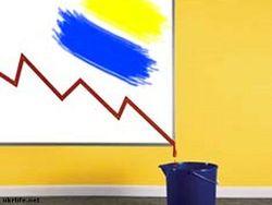 За 12 месяцев прошедшего года дефляция в Украине составила 0,2 процента