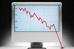 падение индексов